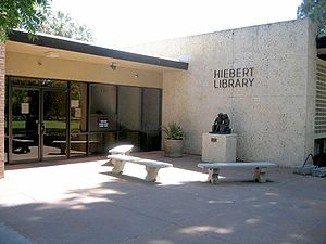 Fresno Pacific University - Hiebert Library
