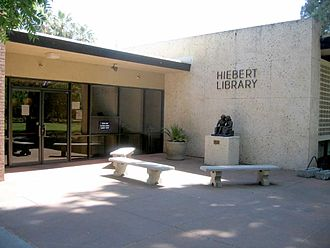 Fresno Pacific University - Hiebert Library