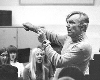 Frank Pooler American conductor