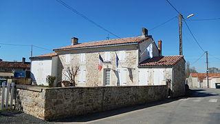 Champdolent Commune in Nouvelle-Aquitaine, France