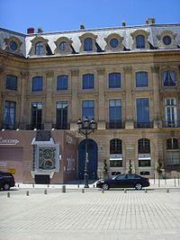 Façade de l'hôtel de Villemaré.JPG
