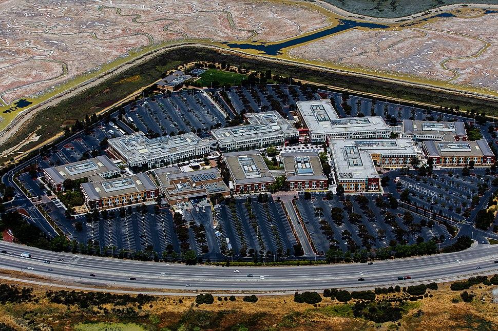 Facebook Campus, Menlo Park, CA