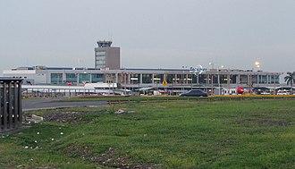 Tocumen International Airport - Main building