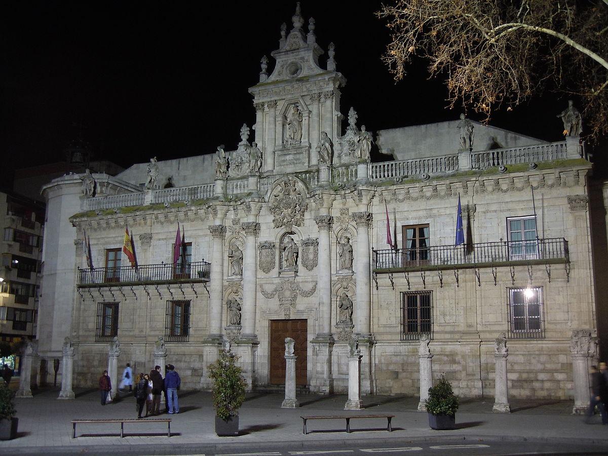 Facultad de derecho de valladolid wikipedia la - Escuela de arquitectura de valladolid ...