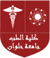 Faculty of Medicine - Helwan University logo.png