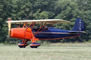 Fairchild 22 - Fairchild 22 C7B