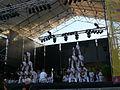 Falcons a la Mercè 2007 P1080443.JPG