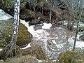 Falls on the river Mogak (Abzelilovsky District)2.jpg