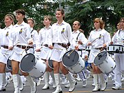 Fanfarenzug-Strausberg marching band