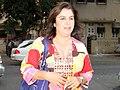 Farah Khan at launch of Gitajali Mordecai's book.jpg