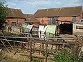 Farm buildings, Flyford Flavell - geograph.org.uk - 848057.jpg