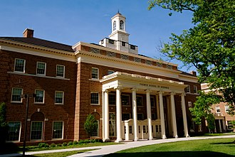 Miami University - The Farmer School of Business was ranked 40th in the country for undergraduate business schools by Bloomberg.