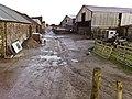 Farmyard at Killocraw - geograph.org.uk - 1579091.jpg