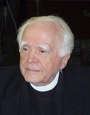 Stanley Jaki - Reverend Father Stanley L. Jaki O.S.B. in 2007.