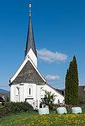 Feldkirchen Klein St Veit Pfarrkirche hl Veit NO-Ansicht 20042016 1575.jpg