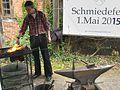Feldschmiede, Vorführung (2015)-01.jpg