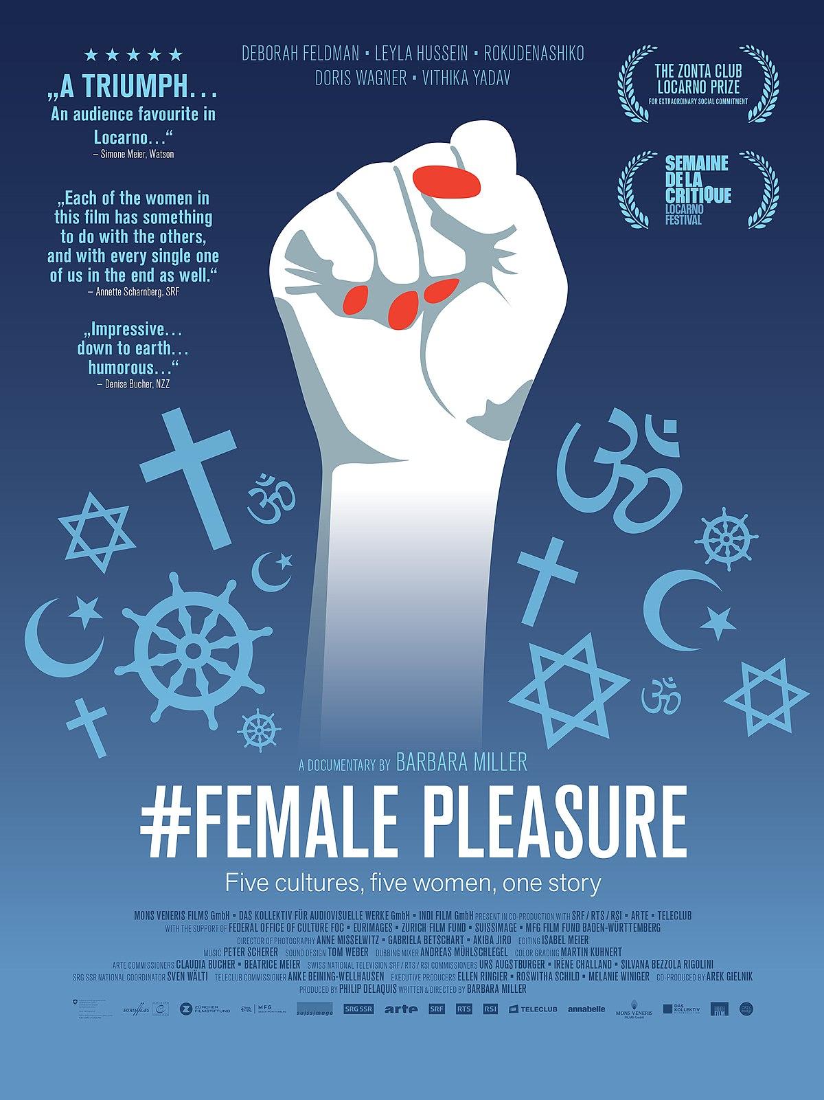 Female Pleasure Documentary Berlin