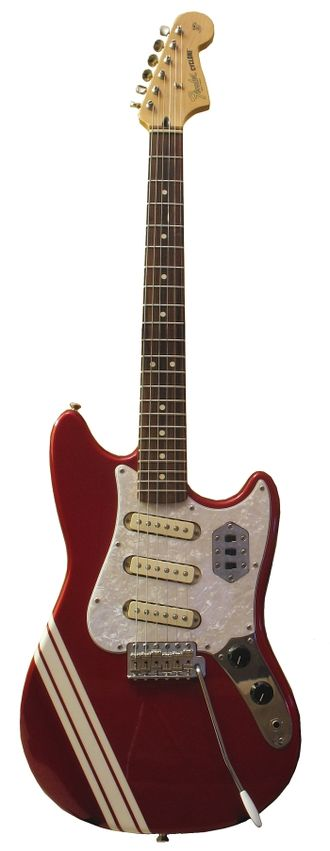 Fender Cyclone - Image: Fender Cyclone II