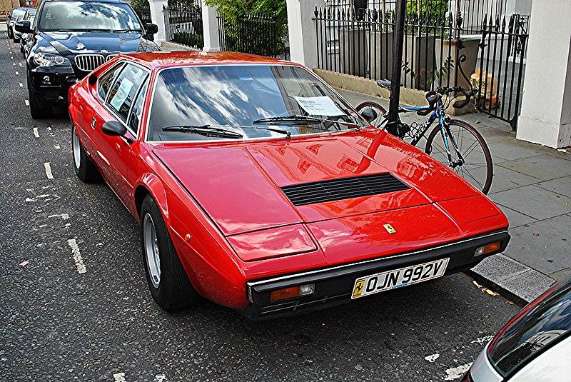 Ferrari Booster Car Seat Cape Town