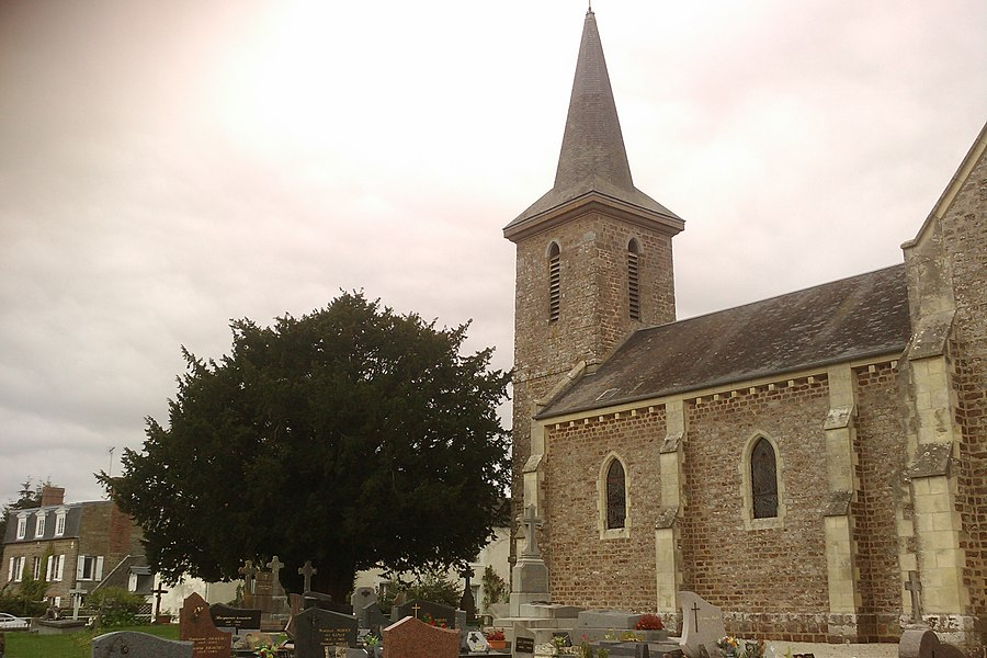 Église Saint-Pierre-ès-Liens de fr:Fervaches