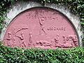 Festung Magletsch Tafel 650 Jahre Schweiz.JPG