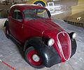 Fiat Topolino at Malta Aviation Museum Flickr 6955855681.jpg