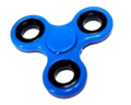 Fidget spinner in blue.png