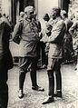 Field Marshal Paul von Hindenburg Crown Prince Wilhelm III June 1918.jpg