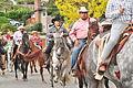 Fiestas Patrias Parade, South Park, Seattle, 2015 - 263 - the horses (20974665783).jpg