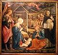 Filippo lippi, adorazione del bambino con s.vincenzo ferrer, 1455-1466, da s. domenico a prato 01.jpg