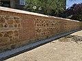 Finaliza la primera fase de restauración del muro del Renegado en la Casa de Campo 04.jpg
