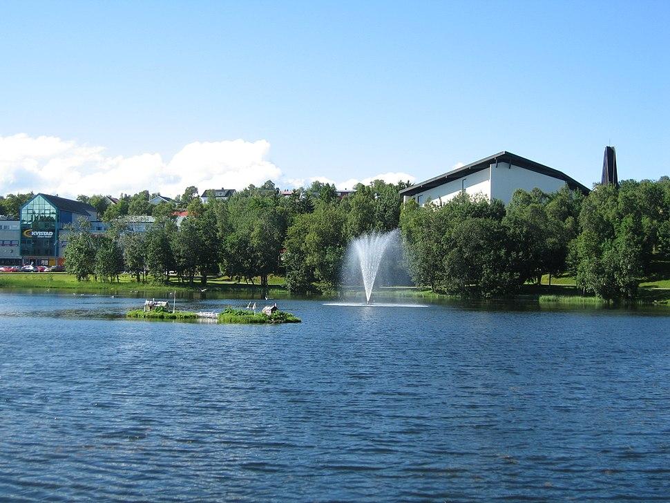 Finnsnesvannet2007