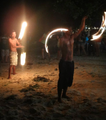 Fire dancing, Bohol.png