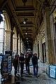 Firenze - Florence - Via degli Strozzi - Piazza della Repubblica - Arcone 1895 by Vincenzo Micheli - View South.jpg