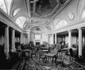 First Class Lounge on the 'Aquitania' (1914) RMG G10818.tiff