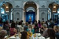 First Lady Melania Trump Attends the Senate Spouses Luncheon (40627075433).jpg