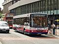 First Manchester bus 60321 (N526 WVR), 25 July 2008 (2).jpg