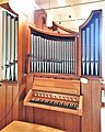 Fischbach-Camphausen, Evangelische Kirche (Hammer-Orgel) (4).jpg