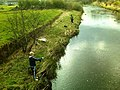 Fishing in the Nith - geograph.org.uk - 775761.jpg