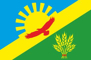 Russko-Polyansky District District in Omsk Oblast, Russia