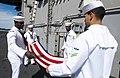 Flickr - Official U.S. Navy Imagery - USS John C. Stennis gets underway..jpg