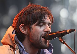 Music of Omaha - Conor Oberst, born in Omaha and currently operating two record labels there, has founded and played with many successful national bands:  Monsters of Folk, Conor Oberst and the Mystic Valley Band, Desaparecidos, Bright Eyes, Park Ave.,The Magnetas, Commander Venus, and The Faint.  He is currently enjoying success as a solo artist.