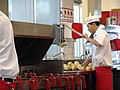 Flickr nattokun 285273165--In-N-Out Cutting Fries.jpg