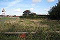 Flood mitigation beside Common Brook, St Mary's Lands, Warwick - geograph.org.uk - 1520454.jpg