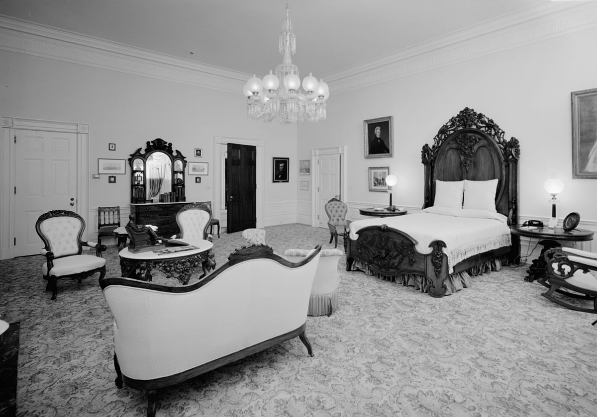 chambre de lincoln wikip dia. Black Bedroom Furniture Sets. Home Design Ideas