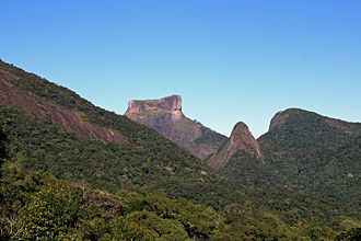 Protected areas of Brazil - Tijuca Forest National Park