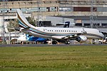 Flying Service, OO-NGI, Embraer Lineage 1000 (43616089224).jpg