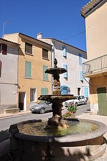Quinson Commune in Provence-Alpes-Côte dAzur, France