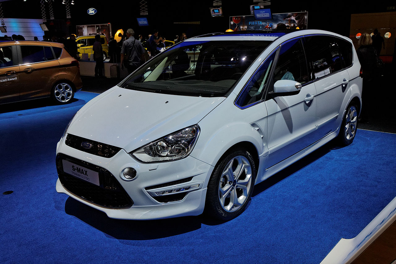 file ford s max mondial de l 39 automobile de paris 2012 wikimedia commons. Black Bedroom Furniture Sets. Home Design Ideas