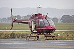 Forest Air Helicopters (VH-HKB) Bell 206B-2 Jet Ranger II at Wagga Wagga Airport.jpg